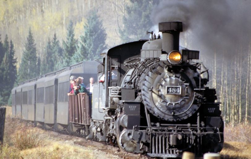 Heritage Railways Train